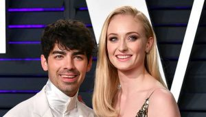 Joe Jonas And Sophie Turner Welcome First Child