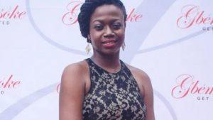 wife of the late singer phoenix Osinuga, Nomoreloss is dead