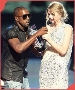 Taylor Swift's fans unite to drag Kanye West after he missed deadline to drop his album amid mental breakdown while she dropped hers