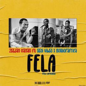 MUSIC: Zeejay Hayan ft. Seyi Vibez & BomiofAfrica – Fela