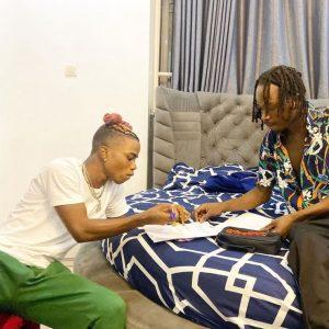 Naira Marley Signs Lyta to Marlian Music